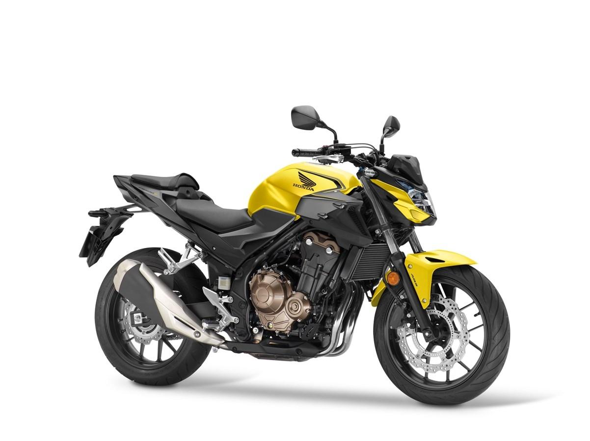Honda dévoile la CB500F 2021 !