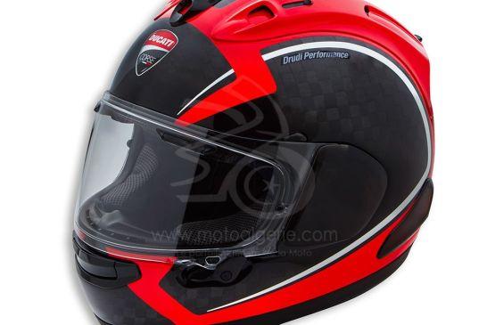 Ducati Corse Carbon 2 Helmet_UC191666_Low