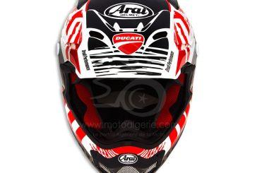 Ducati - Arai : Extension de la garantie à 5 ans sur tous les casques de la collection Ducati by Arai