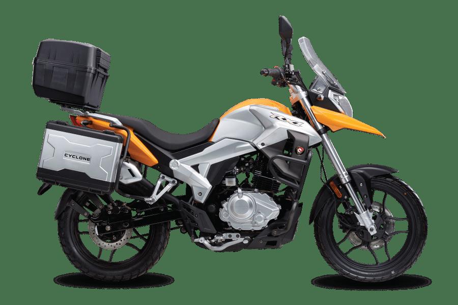 VMS RK200 2020 (Zongshen Cyclone RX1)