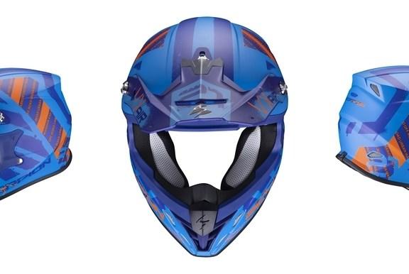 Scorpion Helmets : Le casque off-road