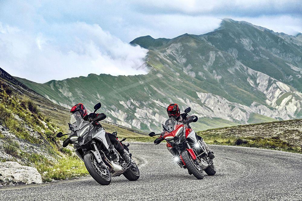 Ducati lève le voile sur la nouvelle Multistrada V4