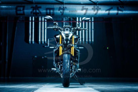 Yamaha MT-09 SP 2021 - 3