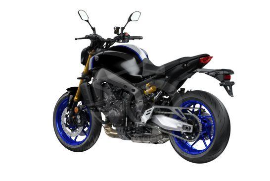 Yamaha MT-09 SP 2021 - Studio 2