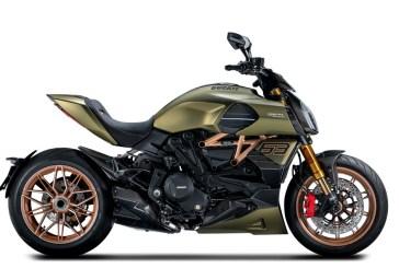 Ducati Diavel 1260 Lamborghini 2021