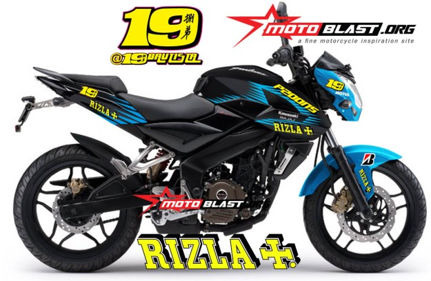 modifstriping-bajaj-p200ns-2014-BLUE RIZLA SUZUKI MOTOGP4