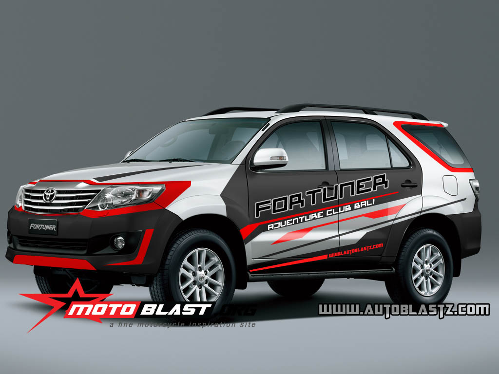 new agya trd 2018 all camry indonesia nyeleneh modif striping mobil toyota fortuner ala