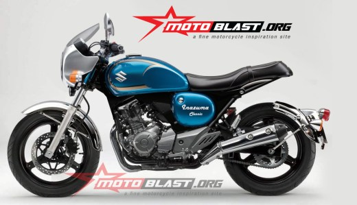 modif Suzuki Inazuma 250 - black - classic-4