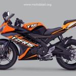yamaha R15-KTM2