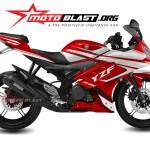 yamaha R15 red-new