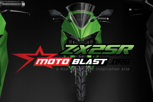 FB COVER ZX25R