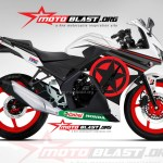 CBR-150R LOKAL-BLACK - STAR-2