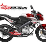 new vixion WHITE SUPER simple decal new2