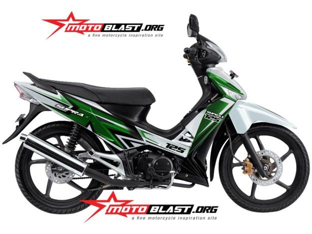 supra x green white