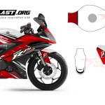 yamaha R15 res - special edition2