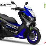 motor-yamaha-nmax-blue monster2