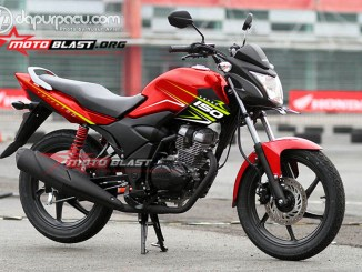 VERZA 150 RED 2015-6