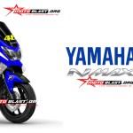 NMAX BLUE MOVISTAR 2015