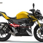 MODIFIKASI NEW CB150R SUPER