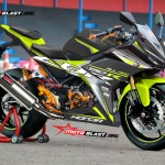 ALL NEW CBR150R SUPER MODIF motoblast