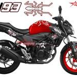 CB150R BLACK MM93