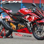 CBR150R RED KANJNI DRAGON2