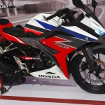modifikasi striping new CBR150R 2016