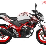 CB150R WHITE MM93-1