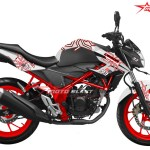 CB150R WHITE MM93-2