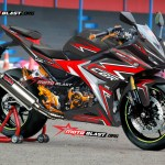CBR150R BIG BLACK SUPER THUNDER RED1