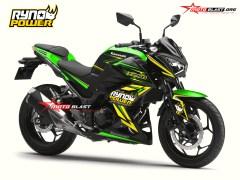 MODIF-STRIPING-Z250R-GREEN-RYNO POWER