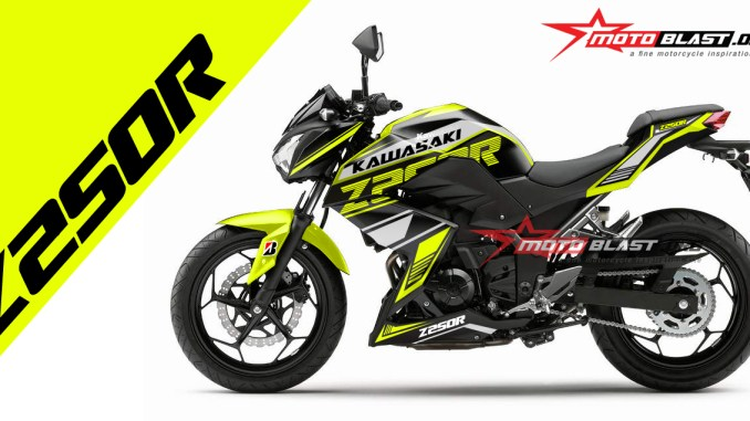 Kawasaki-Z250-KTM-BLACK
