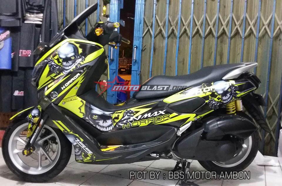 NMAX BBS MOTOR2B