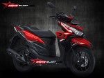 VARIO 125 RED SIMPLE TECH1