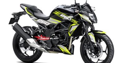 Z250SL BLACK SPORTY