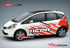 HONDA JAZZ-ICON-WHITE1