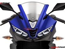 All New R15-front