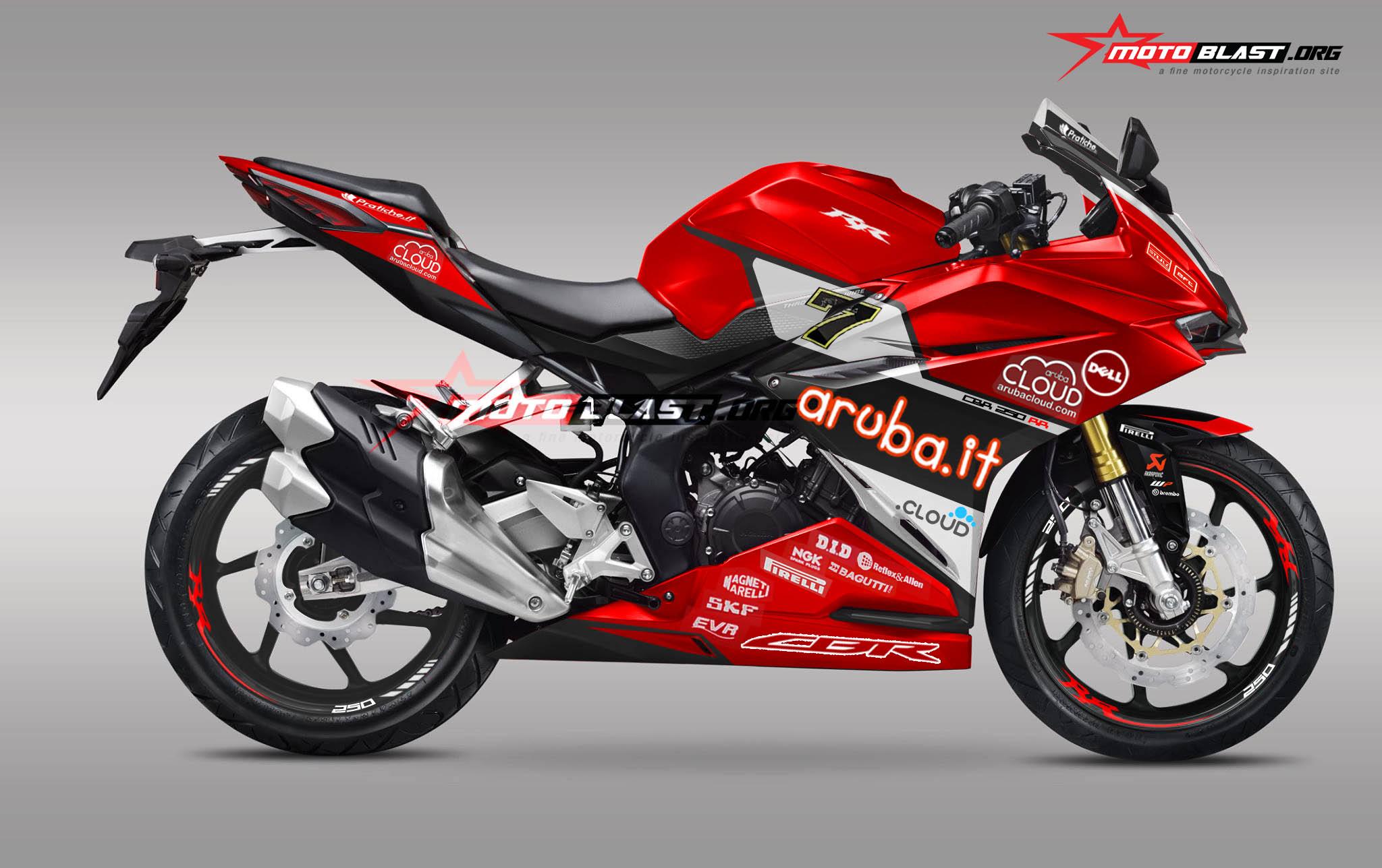 CBR250RR-RED ARUBA IT WSBK 2016