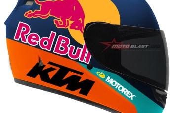 Graphic Helmet Fullface ala KTM Redbull Motogp!