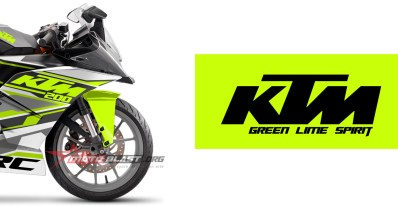 KTM RC 200 BLACK GREEN LIME SPIRIT2