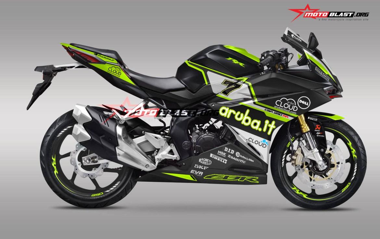 CBR250RR-BLACK ARUBA IT WSBK 2016-GREEN