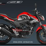NEW CB150R SE- RED FUNKY2