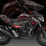 CB150RBLACK DRAGON-RED