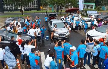Keluarga Besar HR-V Club Indonesia Sukses Rayakan 1 st Anniversary