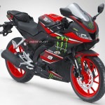 ALL NEW YAMAHA R15-monster JL99