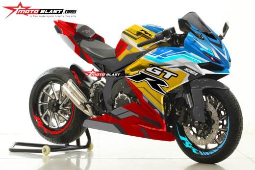 CBR250RR-RED GTR