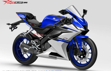 Rendering Yamaha R15 MY 2017 Masspro Warna GP Version!! Sporty abiesss