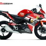 CBR150R THAILAND - RED FERRARI2
