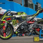 GSX-R150 - DRIFT BATTLE MONSTER-GREEN LIME