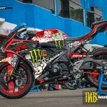 GSX-R150 - DRIFT BATTLE MONSTER-RED